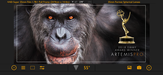 Artemis Pro Screenshot