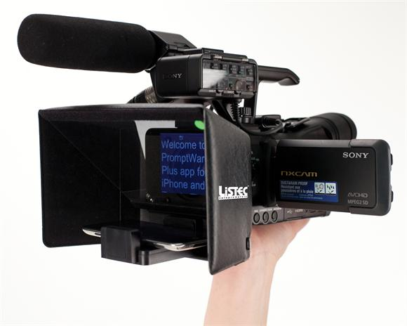 Listec Promptware Teleprompter