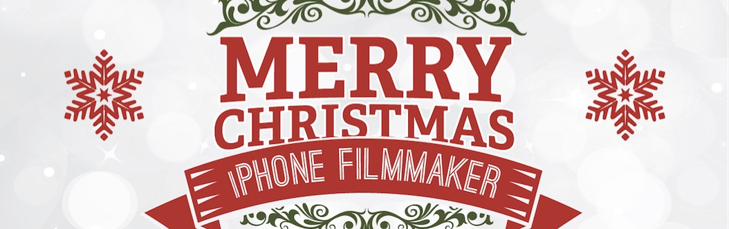 Perfect Last Minute Gift for iPhone owning Filmmakers